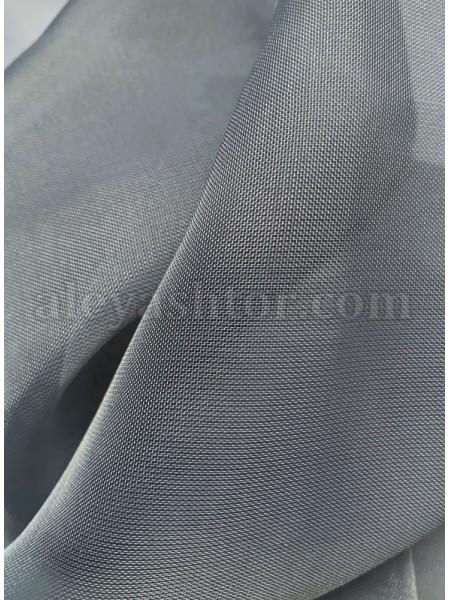 Тюль серый шифон T2C